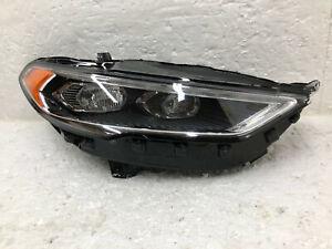 2017 2018 2019 2020 Ford Fusion Right Passenger Side Full LED Headlight OEM
