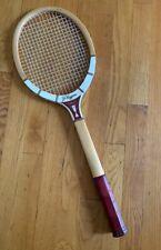 Vintage JC Higgins Finalist Wooden Tennis Racquet