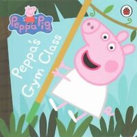 Peppa Pig: Peppa's Gym Class, Ladybird , Good | Fast Delivery