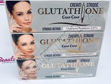 Abebi White Glutathione Injection Chap Chap Tube cream X1