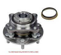 Seal + Wheel Hub Bearing Assembly 4Runner Tacoma FJ Cruiser 2WD Only w/ Warranty