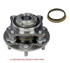 Seal + Wheel Hub Bearing Assembly 4Runner Tacoma FJ Cruiser 2WD Only w/ Warranty