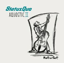 Status Quo - Aquostic II - That's a Fact! - Double Vinyl LP