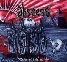 Abscess - Dawn Of Inhumanity CD #55349
