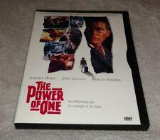 The Power of One DVD  *RARE opp