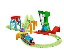 Thomas & Friends Trackmaster Hyper Glow Night Delivery Track Playset