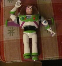 Toy Story Talking Light Up Buzz Lightyear 12 inch figure WORKS