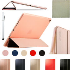 For Apple iPad Air 3 10.5 inch 2019 Smart Cover Soft Back Case & Cloth & Stylus