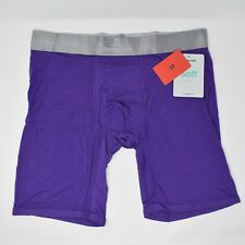 Tommy John Soft Second Skin Titanium Boxer Briefs XL Violt