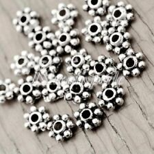 Antike Blumen & kugeln Perlen, Form