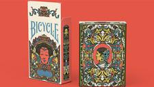 CARTE DA GIOCO BICYCLE ARTIST second edition,poker size