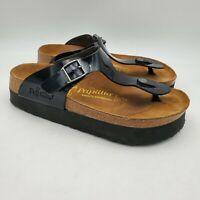 Papillio By Birkenstock Platform Sandals Size 8 Black
