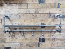 Industrial Storage Pipe Wall Shelf Shelving Display Unit 5051