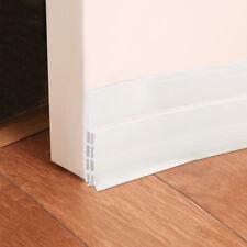 Under Door Sweep Weather Stripping Door Bottom Seal Strip Draft Wind Stopper