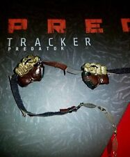1/6 Hot Toys Predator Tracker Hands With Strap MMS147 **Damaged**
