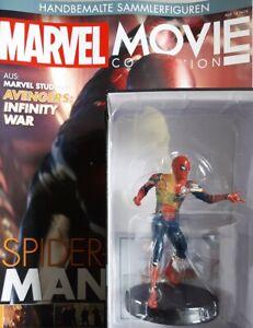 Marvel Movie Collection #88 Spider-Man Figurine Avengers: Infinity War Deutsches