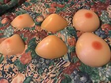 Silicone Breast Form Lot