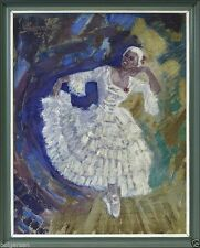 Künstlerische Malereien von 1950-1999 im Expressionismus-Stil