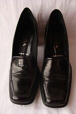 SUPERBES Chaussures PRADA 38 FR noire, 37 italien