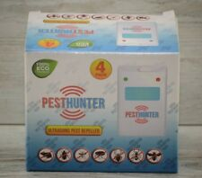 Ultrasonic Pest Repeller - 4 Eco Pack - New 2018 Reject Repellant - Best Plug In