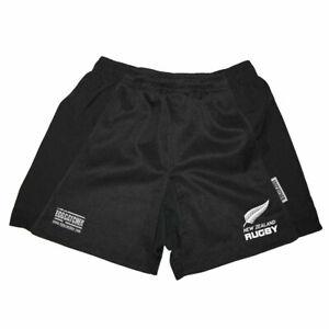 EGGCATCHER new zealand performance training rugby shorts [black]