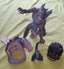Godzilla Electronic Figure Micro Mini Battle Playset Toy 1998 Trendmasters TOHO