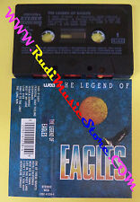 MC EAGLES The legend of 1987 italy WEA 2292 41238-4 no cd lp dvd vhs
