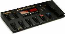 New Roland Boss GT100 GT-100 Amp Effects Processor Guitar Bass Studio Hardware