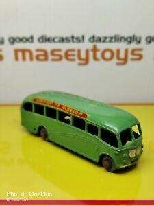 Matchbox Lesney No.21b. Bedford Coach GPW 1959 Original Vintage Diecast