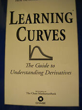 """Understanding Derivatives """"LEARNING CURVES""""180 Page Guide List Price Was $250"""