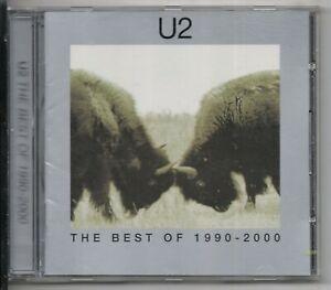 U2 - The Best of 1990-2000 (CD, Nov-2002, Interscope (USA))