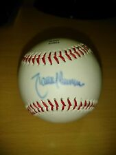 Baseball Randy Johnson SIgned Rawlings Baseball Autographed With Case JSA COA