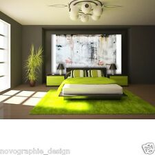 Mural wall sticker MUR GRUNGE 10 pi x 8 pi CUSTOM WALL STICKER RIPE OF CONCRETE