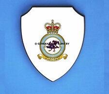 ROYAL AIR FORCE 24 SQUADRON WALL SHIELD (FULL COLOUR)
