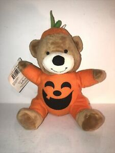 Expressions From Hallmark Halloween Bear Plush
