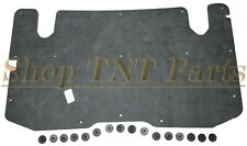 """1987-91 Ford F-150 and Bronco Hood Insulation 1/2"""" Low Profile also fits F-350"""