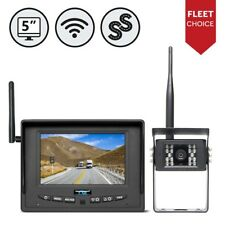 """Wireless Camera System with 5"""" Monitor and Furrion Bracket"""
