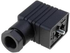 GM209NJSW Connector DIN 43650B industrial 11mm plug female IP65 250V 932977-100