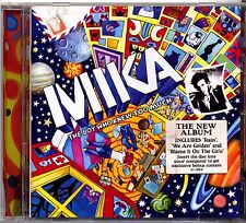 CD - MIKA - The boy who knew too much
