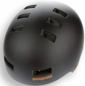 Urban Hardshell Helmet for Scooter, BMX, Cycling and Skateboarding, Med 56-59cm