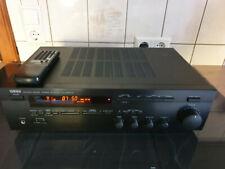 Yamaha RX-485RDS Stereo-Receiver in schwarz mit Fernbedienung, 2 x 85 W DIN