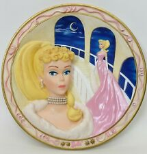 Barbie Forever Glamorous 1st Issue Enchanted Evenings Plate USED