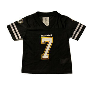 New NFL Washington Redskins #7 Dwayne Haskins Jr. Boys Toddler Jersey Size 4T