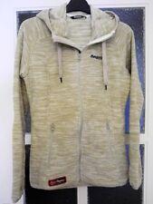 Bergans Hareid Damen Fleece Jacke, Beige (Cream Melange), Gr. M