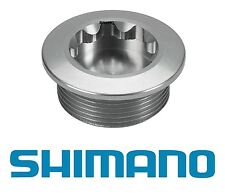 Shimano HollowTech II Crank Arm Fixing Bolt, Dura Ace, 7800 Silver