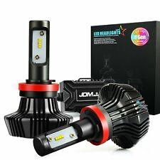 2X H11 8000Lm Headlight Foglight Daytime Running Light LED Headlight White Bulbs
