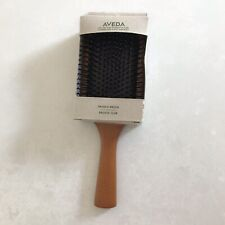 Aveda Wooden Paddle Hair Brush Scalp Massaging Detangling NEW