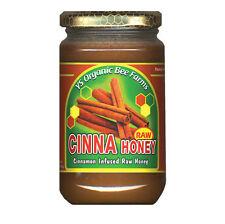 Raw Cinna Honey YS Eco Bee Farms 13 oz Paste