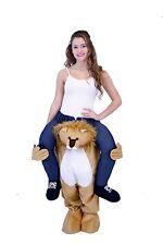 Choose Adult STD Size Funny Halloween Animal Piggyback Carry Ride On Costume
