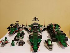 Lego Space Police 2 *ALL 7 Sets/100% Complete*